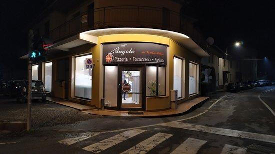 Viguzzolo, Italië: Pizzeria all'Angolo del Vecchio Mulino