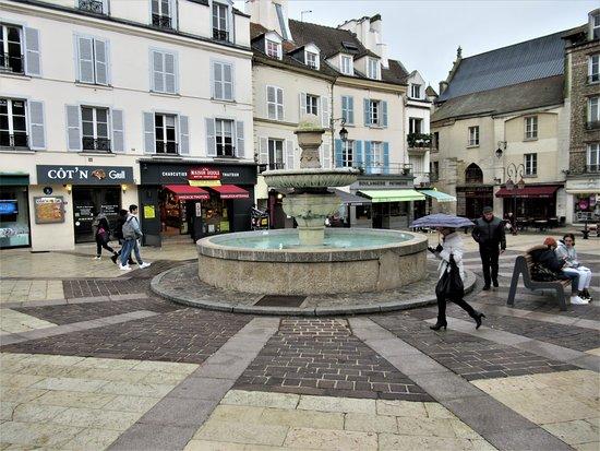 Fontaine Saint Furcy