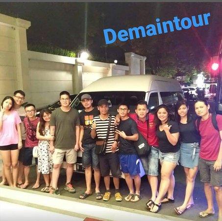 DEmaintour