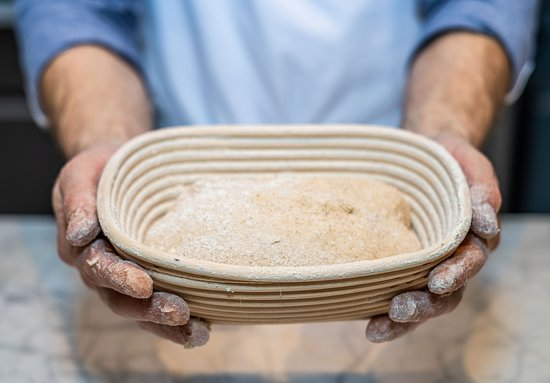 The Parlour bread making process