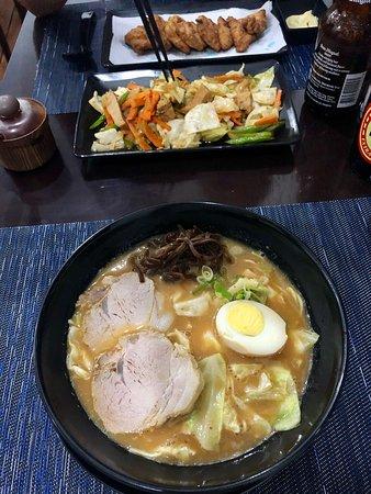 Come for Tonkotsu Ramen