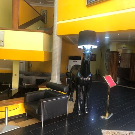 Ijebu-Ode, Нигерия: Conference Hotel, Ijebu Ode sceneries, beautiful land scape, ample space , nice interior decorations