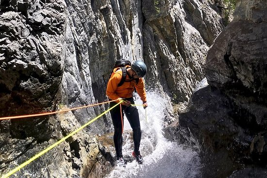 Canyoning - Ghost Canyon (niveau...