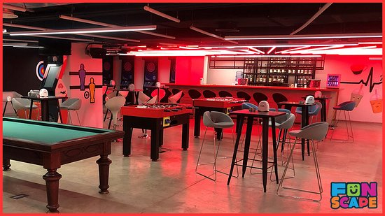 Sin el Fil, Ливан: #funscapesections We have a space designed specifically for teenagers and adults where the fun is unlimited. You can visit our recreation room and enjoy playing with your friends. Activities offered: -Darts -Billiards -Baby Foot -Caramball -Karaoke -Traditional games( tawla, cards...)