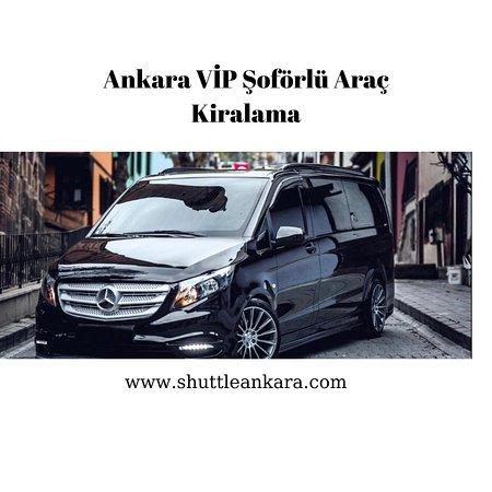 Shuttle Ankara