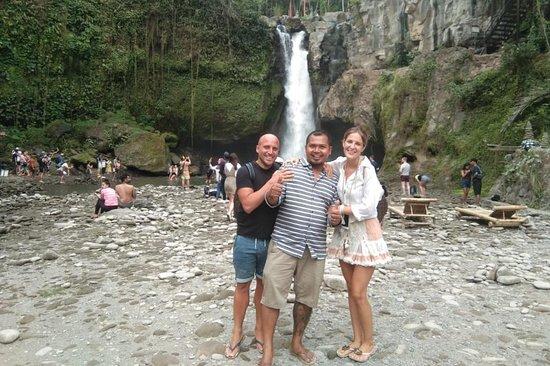 Golden Monkey Bali Driver