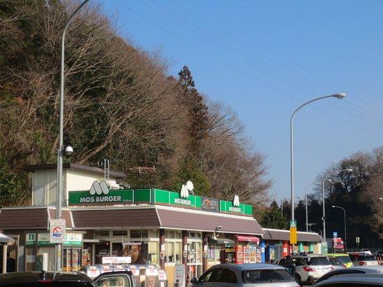 Fujino Parking Area Inbound