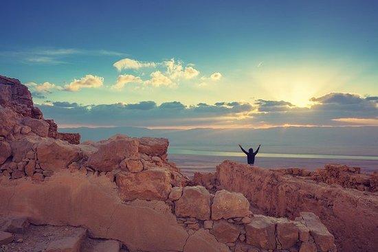 Masada Sunrise, Ein Gedi, and the Dead...