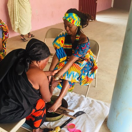 Ashanti Region, Ghana: Traditional Ghanaian Naming Ceremony for African Diaspora , Get your own Ghanaian Naming in a tradition ceremony of recorgnition .  #SPIRTUAL# PURIFICTION #BACK TO YOUR ROOT# SANKOFA ( go back and take it )# CULTURE # TRADITION # HERITAGE GHANA # BEYOND THE RETURN # BOOKINGS 📞+233541719178 whatzapp # CURATED TOUR GUIDE # BILSON TOURS GH🇬🇭