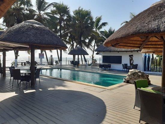 Cabinda, Ангола: Piscina Exterior