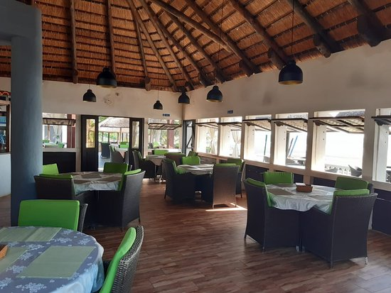 Cabinda, Ангола: Restaurante