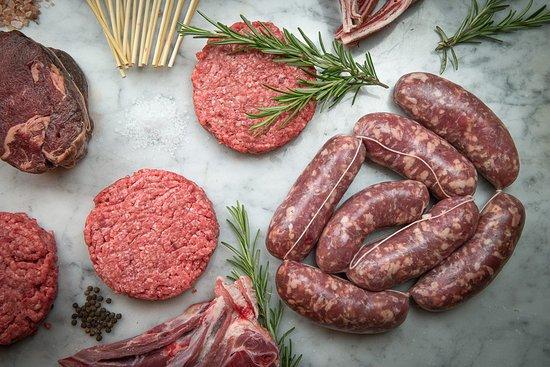 Tutta la carne che cuciniamo è disponibile anche in vendita al nostro banco