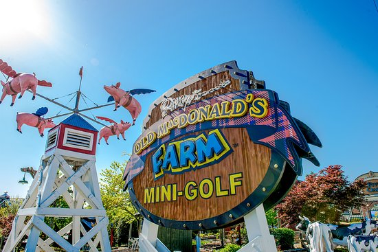 Ripley's Old MacDonald's Farm Mini Golf