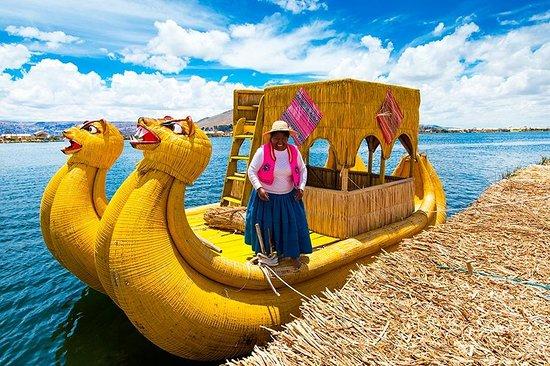 Islas Flotantes Foto