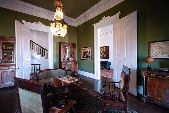 White Castle, LA: Mansion
