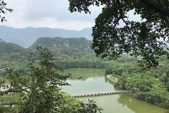 Private Tagestour zum Mt Dinghu und Seven Star Crags von Guangzhou