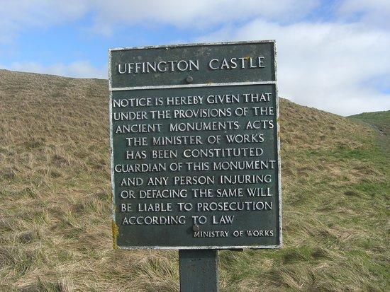 Uffington, UK: Notice