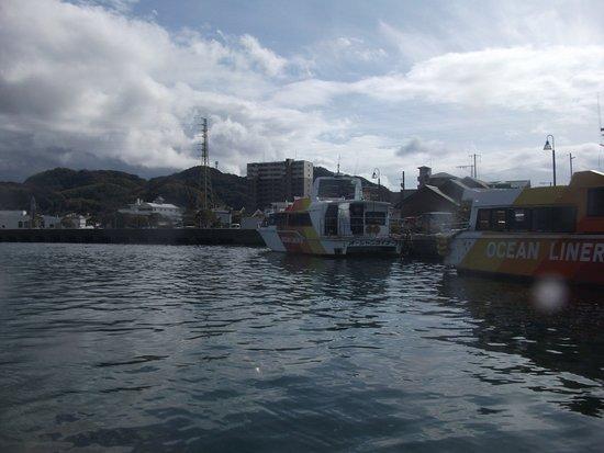Yasuda Sangyo Kisen Ocean Line (Omura Bay Route)