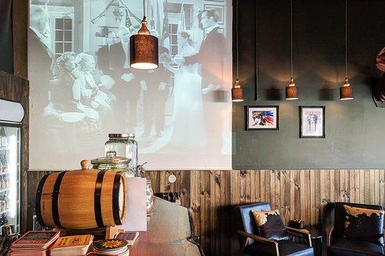 Ben Lomond, Californie: Tasting room