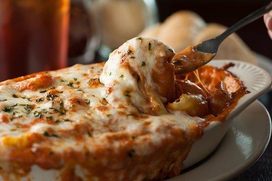 Italian Wedding Soup The Marriage Of Pasta And Meatballs Picture Of Stefanina S Pizzeria Wentzville Tripadvisor