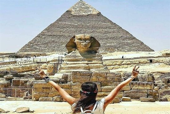 Фотография Giza Pyramids and River Nile tour include lunch,Camel ride,Entrance fees