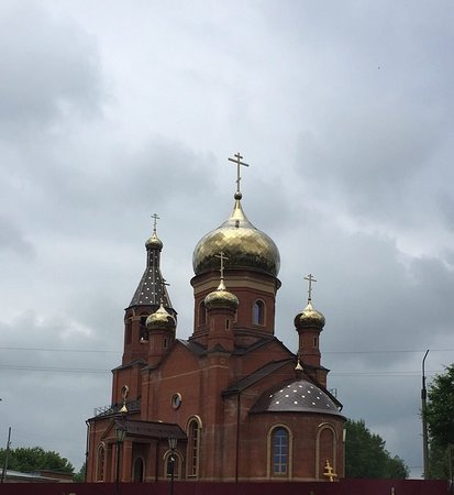 Church of teh Saint Sergiy Radonezhskiy
