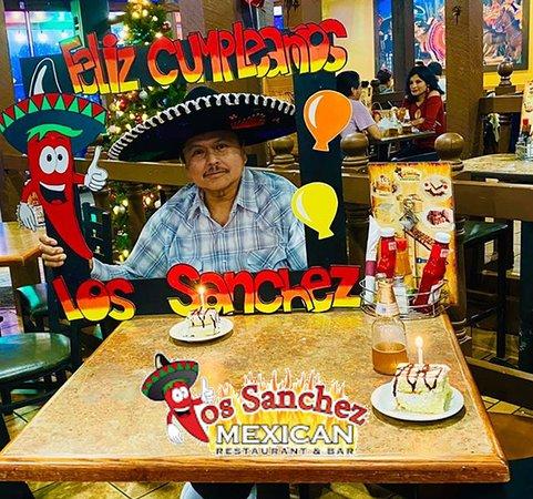 New Hope, MN: Los Sanchez Mexican Restaurant