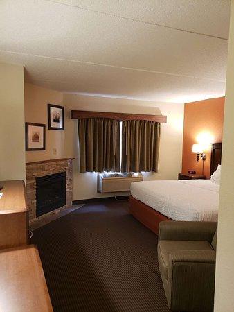 Iron River, MI: Hotel