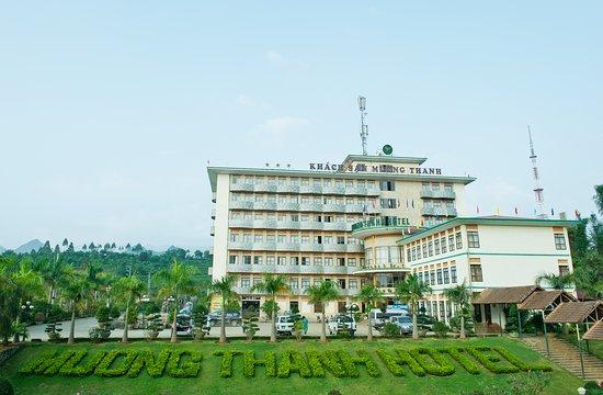 Lai Chau, Vietnam: ảnh tổng quan khách sạn Mường Thanh Lai châu