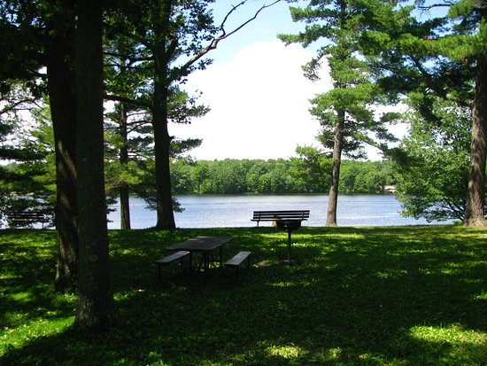 Wisconsin River View