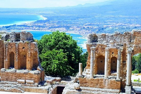 Etna & Taormina private tour from...