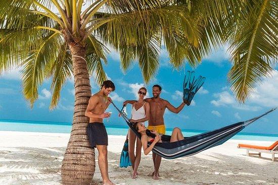 Excursion d'une journée aux Maldives...