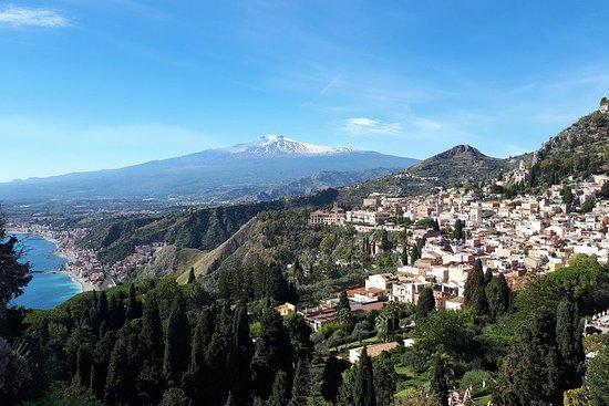 Etna y Taormina de Siracusa