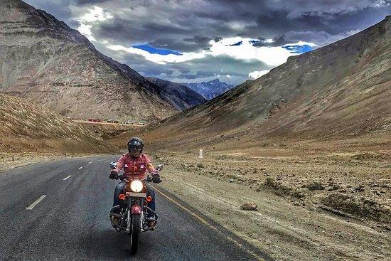 Moto au Ladakh