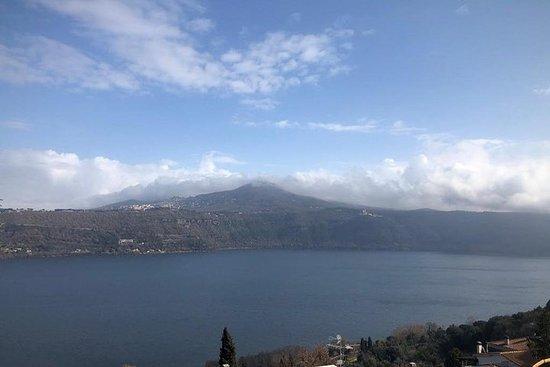 Roman Countryside & Lakes Shorex from Civitavecchia Port
