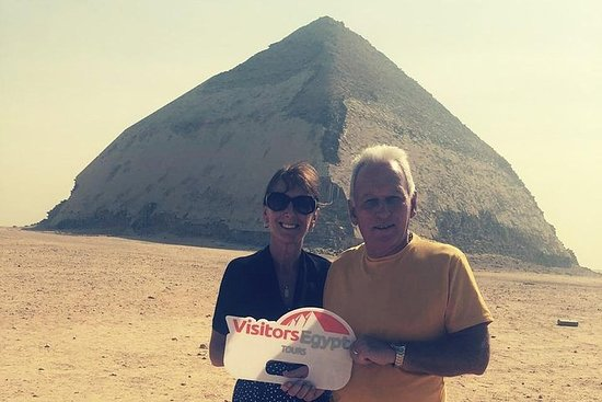 Day Tour to Pyramids, Sakkara and...