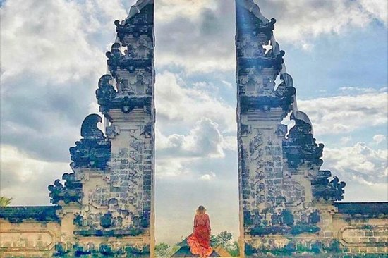 Excursão particular a Bali: Templo...