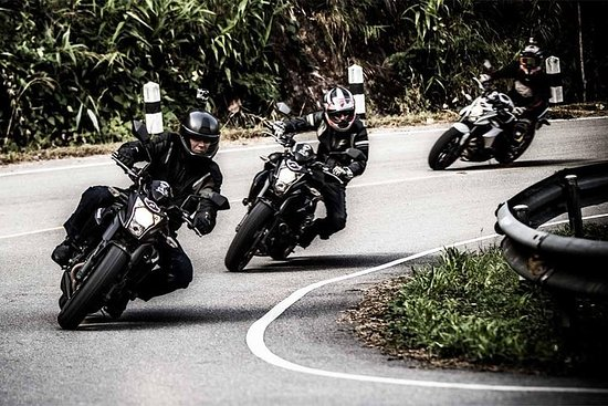 3-Day Magical Golden Triangle Motorcycle Tour from Chiang Mai