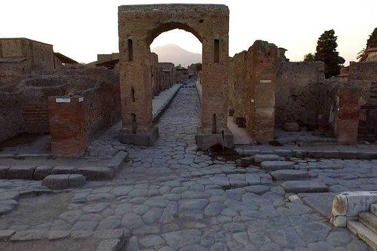 Private Tour of Pompei and Vesiuvius