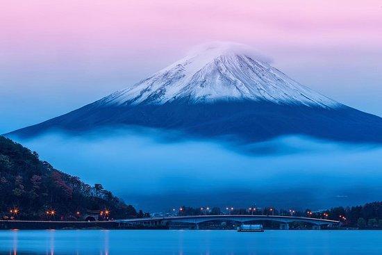 Fuji dagstur med bil