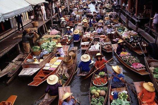 Oriental Venice Weekday Floating Market...