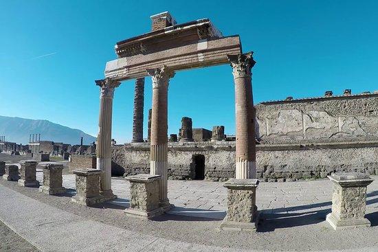 Pompeii, Amalfi Coast and Local food