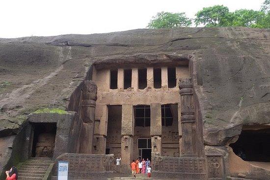 Kanheri Caves Guidet tur fra Mumbai i...