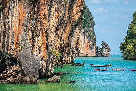 Phang Nga Bay James Bond Island...