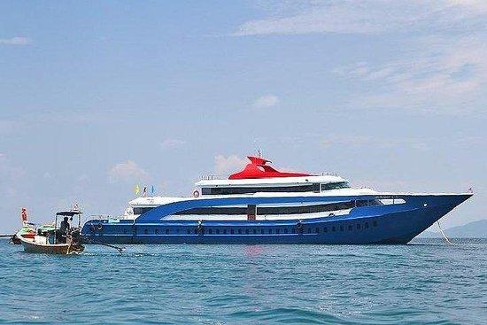 Phi Phi Island heldags krydstogt fra...