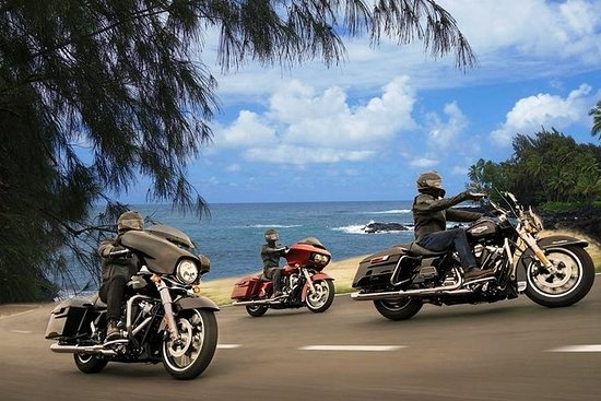 Harley Davidson Motorcycle Guided Tour...