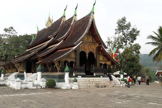 Visite privée de Luang Prabang à Vang...