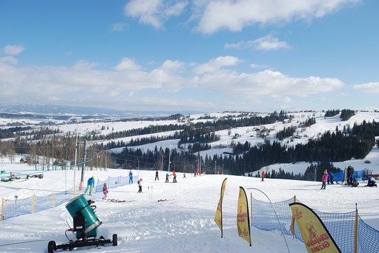 Czerwienne, Poland: Stok narciarski