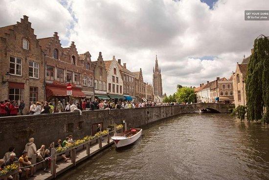 Faits saillants de Bruges en autocar
