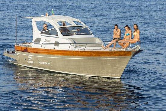 卡普里島私人之旅-30英尺船